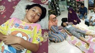 Echa 'Si Putri Tidur' dari Banjarmasin Sudah Bangun, Begini Kondisinya Sekarang