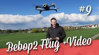 Parrot Bebop 2 Drohne  (Teil 2/2)  // Deutsch // In FHD // #9