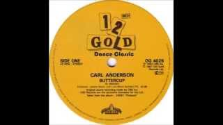 Carl Anderson Ft. Stevie Wonder - Buttercup (45 Maxi)