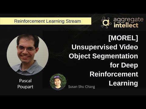 [MOREL] Unsupervised Video Object Segmentation for Deep Reinforcement Learning