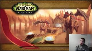 Odyn's Chosen - Warrior Campaign - World of Warcraft: Legion