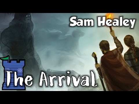The Arrival Review - with Sam Healey