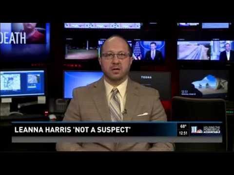 Lawrence Zimmerman Discusses Leanna Harris on WXIA