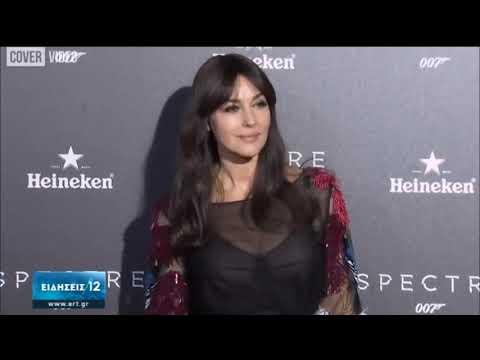 Η Μόνικα Μπελούτσι -ως Μαρία Κάλλας- στο Ηρώδειο   17/08/2020   ΕΡΤ