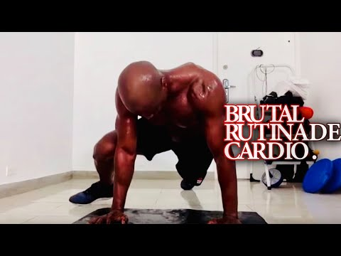 Rutina Para Hacer Cardio En Casa Con Fausto Murillo