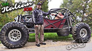 The Italian Job Rock Bouncer Build by Busted Knuckle Off Road