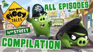 Piggy Tales   4th Street | All Episodes Compilation   Special Mashup