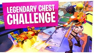 1 Legendary Chest Challenge   WIN With ONLY 1 CHEST   *SUPER DUPER UBER HARD* And I Failed...