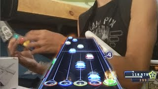 """Guitar Hero 6: """"Done With Everything, Die for Nothing"""" [Expert] 100% FC"""