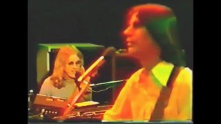 Warren Zevon and Jackson Browne - Mohammed's Radio - Old Grey Whistle Test, 1976