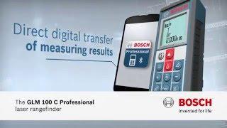 Laser Entfernungsmesser Glm 100 C Professional : Laser entfernungsmesser bosch glm c professional · jetzt