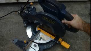GMC miter saw