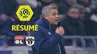 Olympique Lyonnais - Angers SCO (1-1)  - Résumé - (OL - SCO) / 2017-18