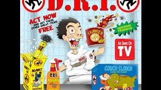 D.R.I.  - Against Me