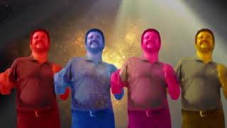 Salvini Dance 2018