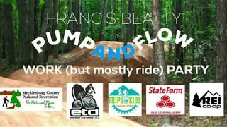 Beatty Pump Track Opening Day Work/Ride Party - 7/14/2018.
