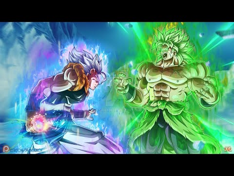 DRAGON BALL SUPER BROLY -「AMV」-MY DEMONS