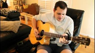Eric Church - Springsteen (Chris Smith Acoustic Cover)