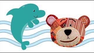 Animales marinos para niños - Nombres y sonidos