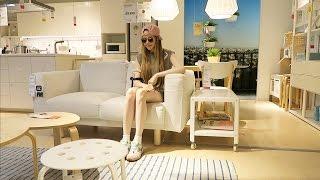 Shopping in Ikea Japan