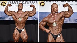 Michal KRIZANEK - Elite PRO best Bodybuilder PART 2, rok 2018