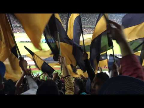 """""""La rebel, pumas vs tigres FINAL clau (15)"""" Barra: La Rebel • Club: Pumas"""