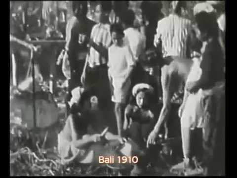 Bali 1910 Video Documentary [Part 2] End