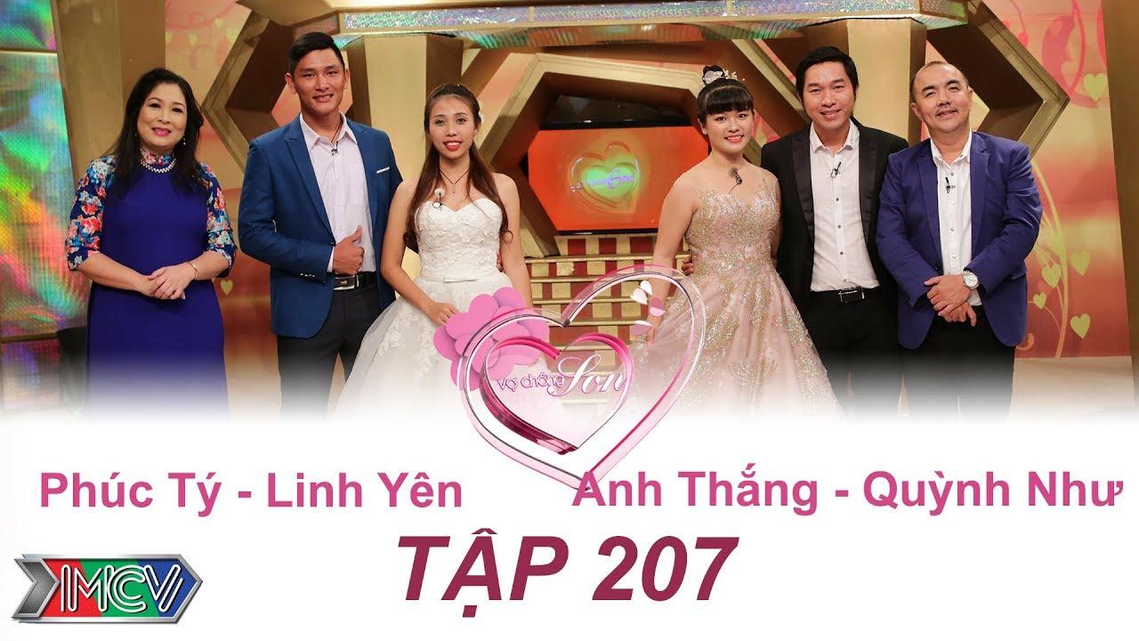 VỢ CHỒNG SON | Tập 207 FULL | Phúc Tý - Linh Yên | Anh Thắng - Quỳnh Như | 060817💑