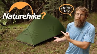 Naturehike Cloud Up 2 Person Backpacking Tent Review 2021