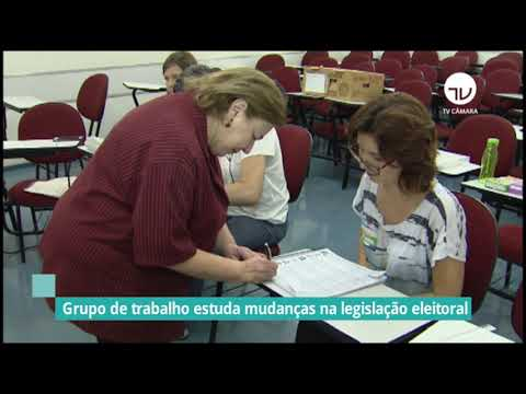 Grupo de trabalho estuda mudanças na legislação eleitoral - 18/03/21