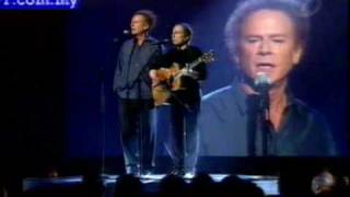 The Sound of Silence ~ Paul Simon & Art Garfunkel Live in Grammy Award 2003