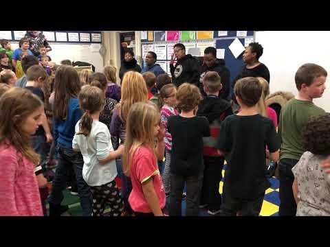 Video: Nobuntu sing along