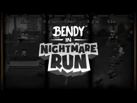 Bendy in Nightmare Run wideo