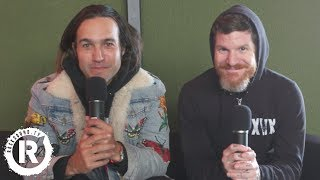 Fall Out Boy's Pete & Andy Talk 'Lake Effect Kid', The MANIA Experience & 'Folie À Deux'
