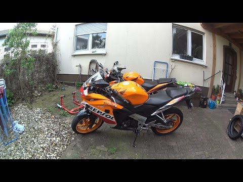 Honda Cbr125r Bremshebelwechsel // How to