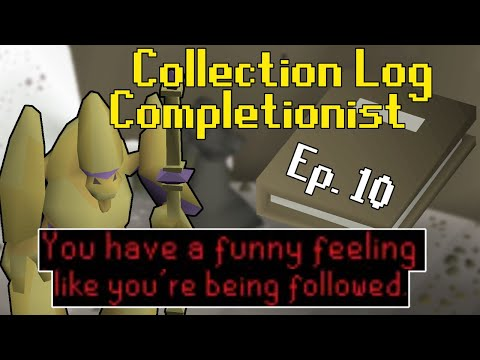 Collection Log Completionist (#10)