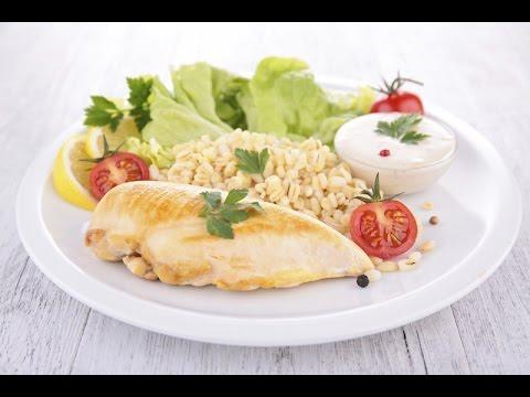 Dieta saludable alta en PROTEÍNA - Nutrición con sabor