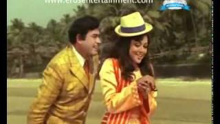 Koi Ladki Koi Ladka song   Seeta Aur Geeta