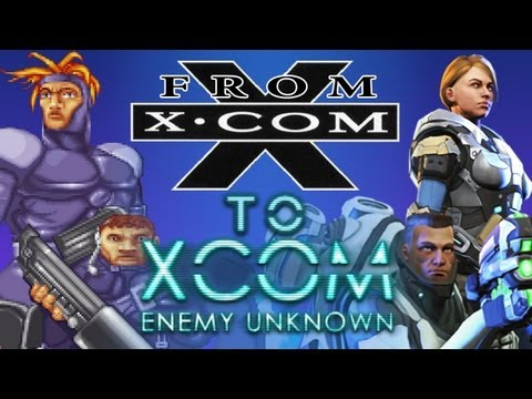 The Guy Who Made The New XCOM Meets The Guy Who Made The First X-COM