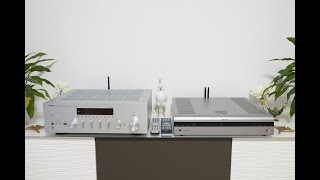 My experience comparing the ARCAM Solo Music to the YAMAHA R-N803 D