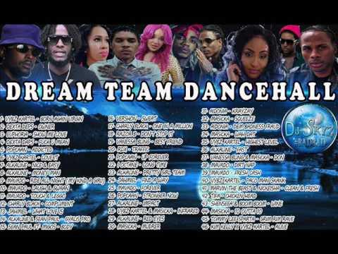 DREAM TEAM DANCEHALL MIXTAPE#BADBAD