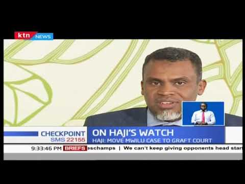 Noordin Haji: I have not violated any law or procedure