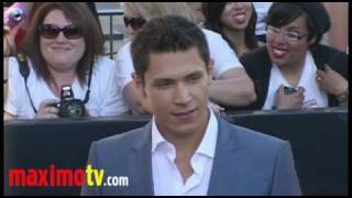 "Алекс Мераз, Alex Meraz Arrives at ""ECLIPSE"" Premiere June 24, 2010"