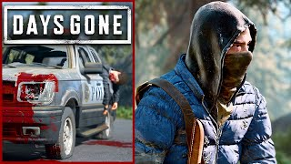 Using Explosive Gore Mod To Enhance Brutal Combat in Days Gone