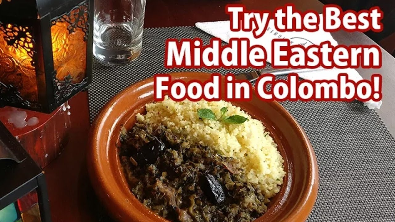 Visit Arabian Knights for the Best Authentic Middle Eastern Food in Colombo!