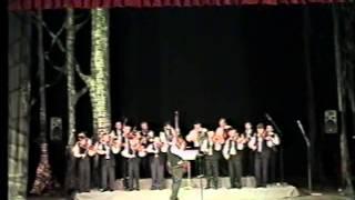 Jocuri din Chioar - Clasa de vioara prof. Gavril Babici