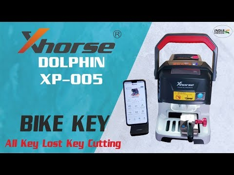 Xhorse Dolphin XP005 Automatic Key Cutting Machine