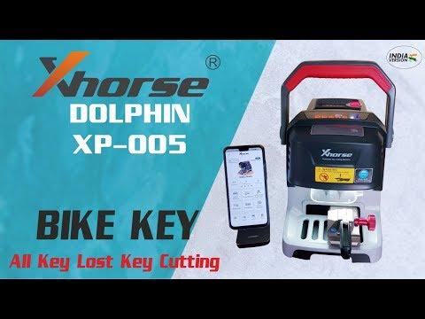 Dolphin Automatic Key Cutting Machine