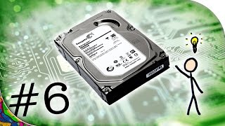 Wie funktioniert eine Festplatte? #6