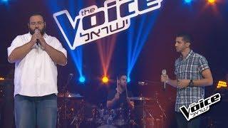 ישראל 4 The Voice: שגיא VS אבי - מלך העולם